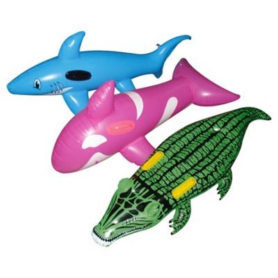 Tesco Inflatable Sea Creature Assorted
