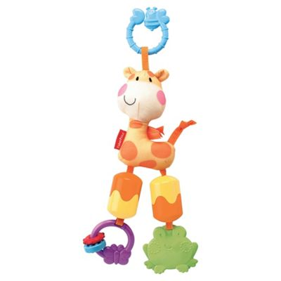 Fisher-Price Hanging Giraffe Musical Mobile