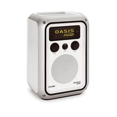 Pure Oasis Flow Portable Internet/Dab/Fm Radio