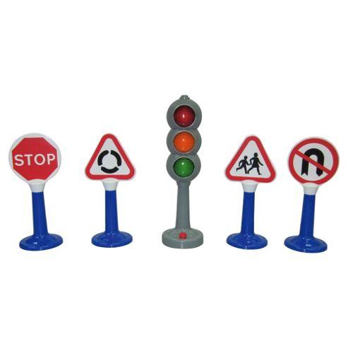 Carousel Traffic Light Set
