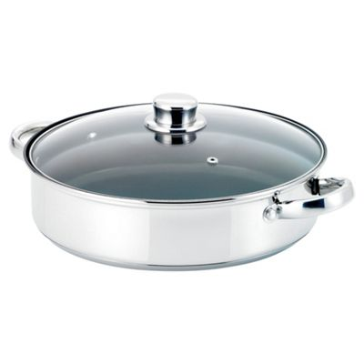 Buy Viners Elements 28cm Stainless Steel Saut 233 Pan From