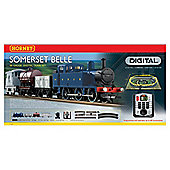 Hornby R1125 Somerset Belle 00 Gauge Dcc Electric Train Set