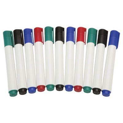 Tesco Whiteboard Marker Pens 12 pack