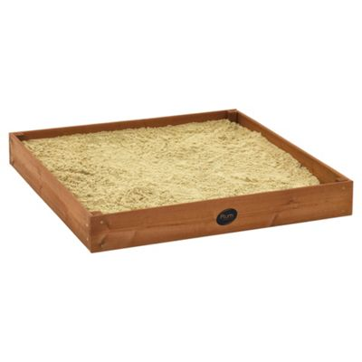 Plum Junior Outdoor Play Wooden Sand Pit