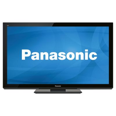 Panasonic TX-P65VT30B 65-inch Full HD 1080p Smart Plasma TV with Freeview HD