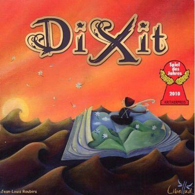 Esdevium Dixit Board Game