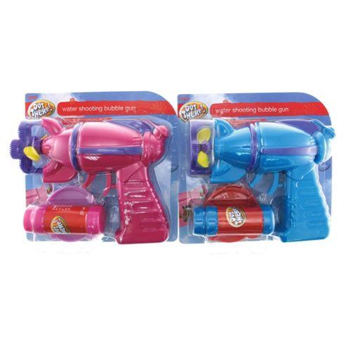 Tesco Water Shooting Bubble Gun
