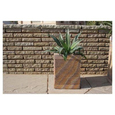 Caelum Rainbow Stone Planter 40cm