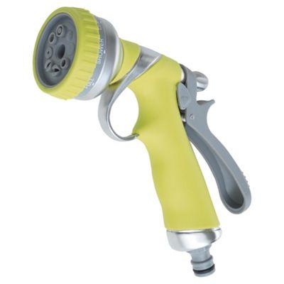 Tesco 8 Pattern Alumium Sprayer Gun