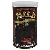 Geordie Mild Beer Kit, 40 Pints