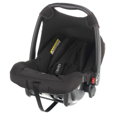 Obaby Group 0+ Car Seat with Chase Stroller Adaptors