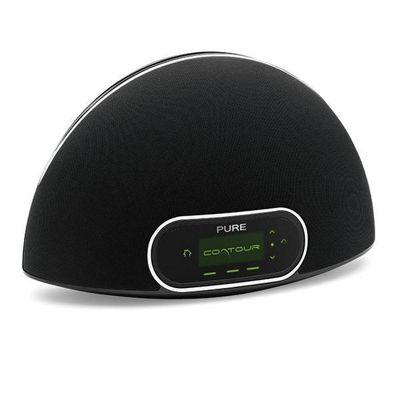 Pure Contour Internet/Dab/Fm Radio With Ipod Dock