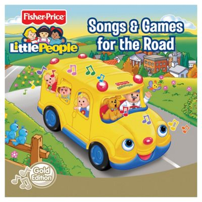 Fisher-Price Songs And Games For The Road Gold