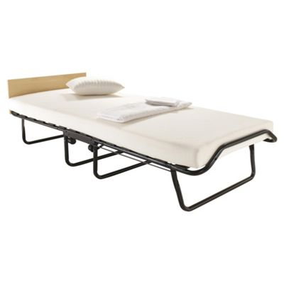 Jay-Be Single Deluxe Folding Guest Bed with Memory Foam Mattress