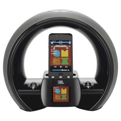 JBL OnAir Wireless iPod Airplay Speaker Dock. Black