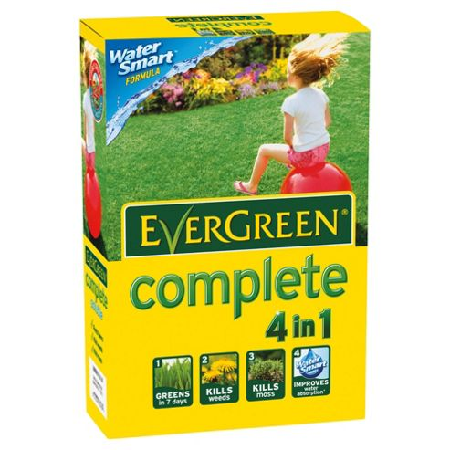 EverGreen Complete 4 in 1 Lawn Food, 80m2
