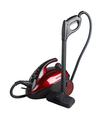 Polti Vaporetto Comfort Red Upright Steam Cleaner