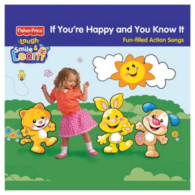 Fisher-Price If Youre Happy And You Know It