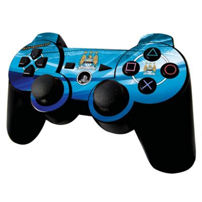 Intoro Man City FC  PS3 Controller Skin