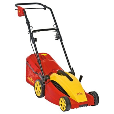WOLF-Garten Ambition A34E 1200W 34cm Electric Rotary Lawn Mower