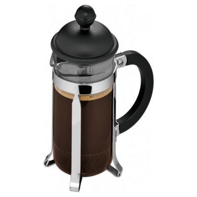 Bodum Caffettiera Cafetiere - 3 Cup - Black
