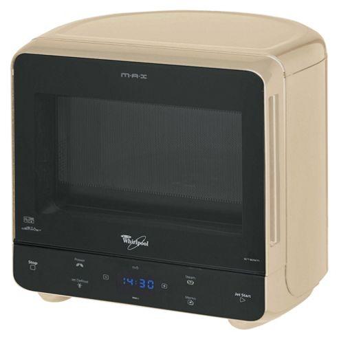 Whirlpool Solo Microwave Max 35 13L, Cream