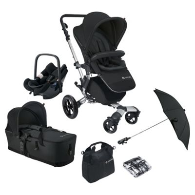 Concord Travel System Neo Mobility Set, Dark Knight