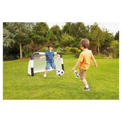 Tesco Inflatable Football Goal Set