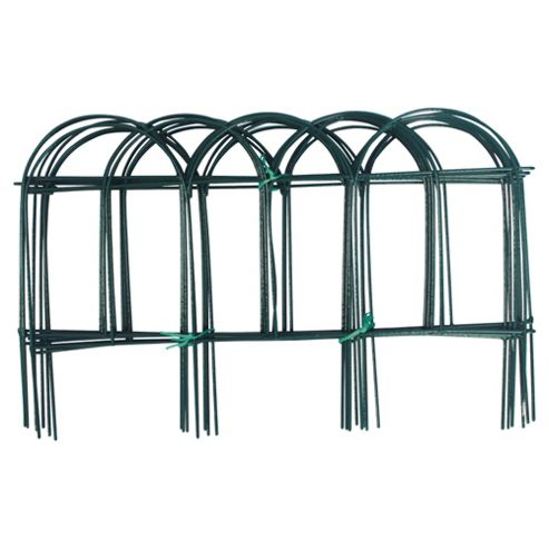 Tesco Wire Fence 8 Pk