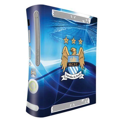 Intoro Manchester City Xbox 360 Skin