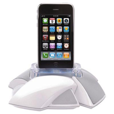 JBL On Stage Micro III White Speaker Dock