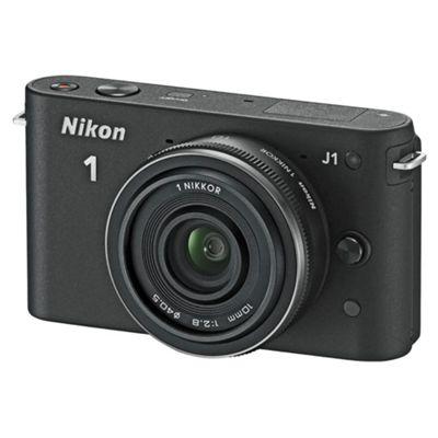 Nikon 1 J1 Compact System Camera