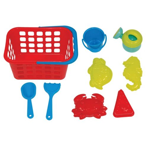 Tesco Sand Basket Set