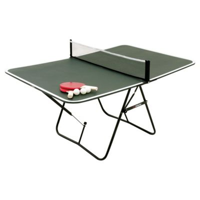 Butterfly Family Table Tennis Table - Green