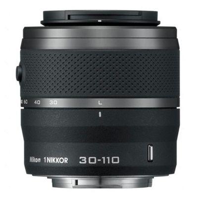 Nikon 1 NIKKOR Black VR 30-110mm f/3.8-5.6 Lens