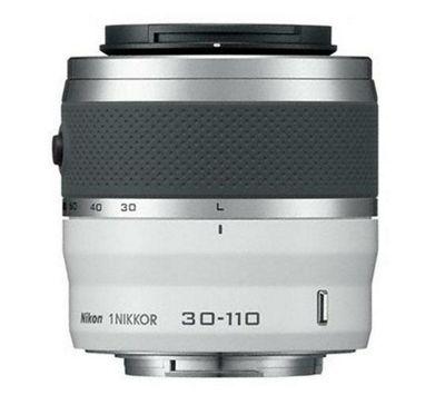 Nikon JVA703DB 30-110mm f/3.8-5.6 Nikkor VR Lens - White