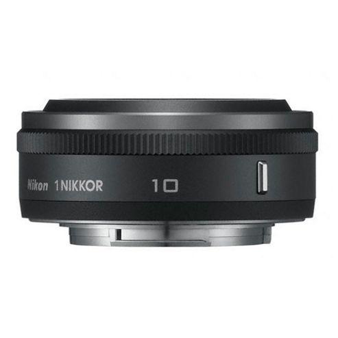Nikon 1 NIKKOR Black 10mm f/2.8 Lens