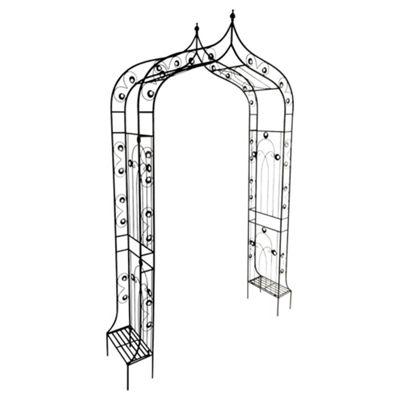 Tesco 2.5m Iron Arch
