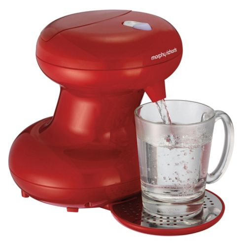 Morphy Richards Red One Cup Hot Water Dispenser