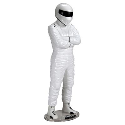 Grosvenor Top Gear Stig 3D Bubble Bath