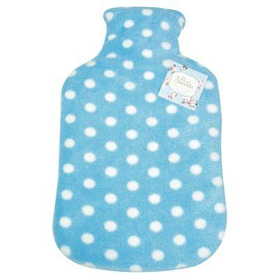 Tesco Floral Hot Water Bottle