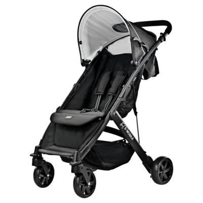Britax B Mobile 4 Black Thunder