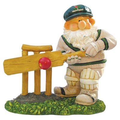 Woodland Wilf Gets Bowled Over Gnome