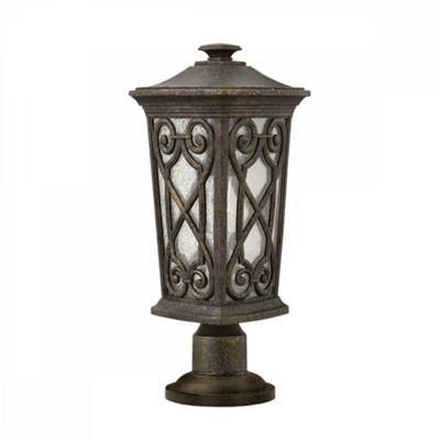 Autumn Small Pedestal - 1 x 100W E27