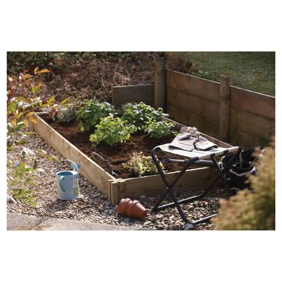 Slot Down Vegetable Bed 180 x 90cm
