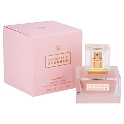 David Beckham Intimately Her Eau De Toilette Spray 30ml