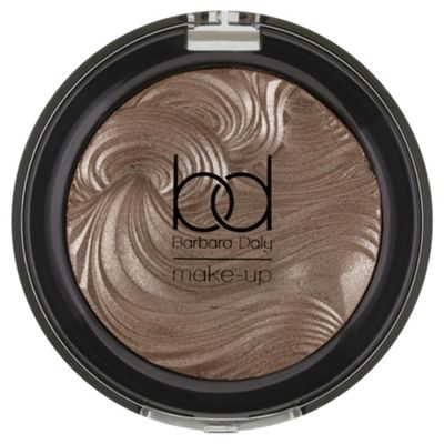 Barbara Daly Satin Swirl Eyes Taupe Ripple 3g