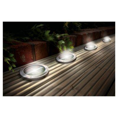 Low Level Border Deck Lights