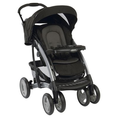 Graco Quattro Tour Deluxe Travel System, Oxford