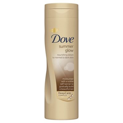 Dove Summer Glow Body Lotion Normal/Dark 250ml